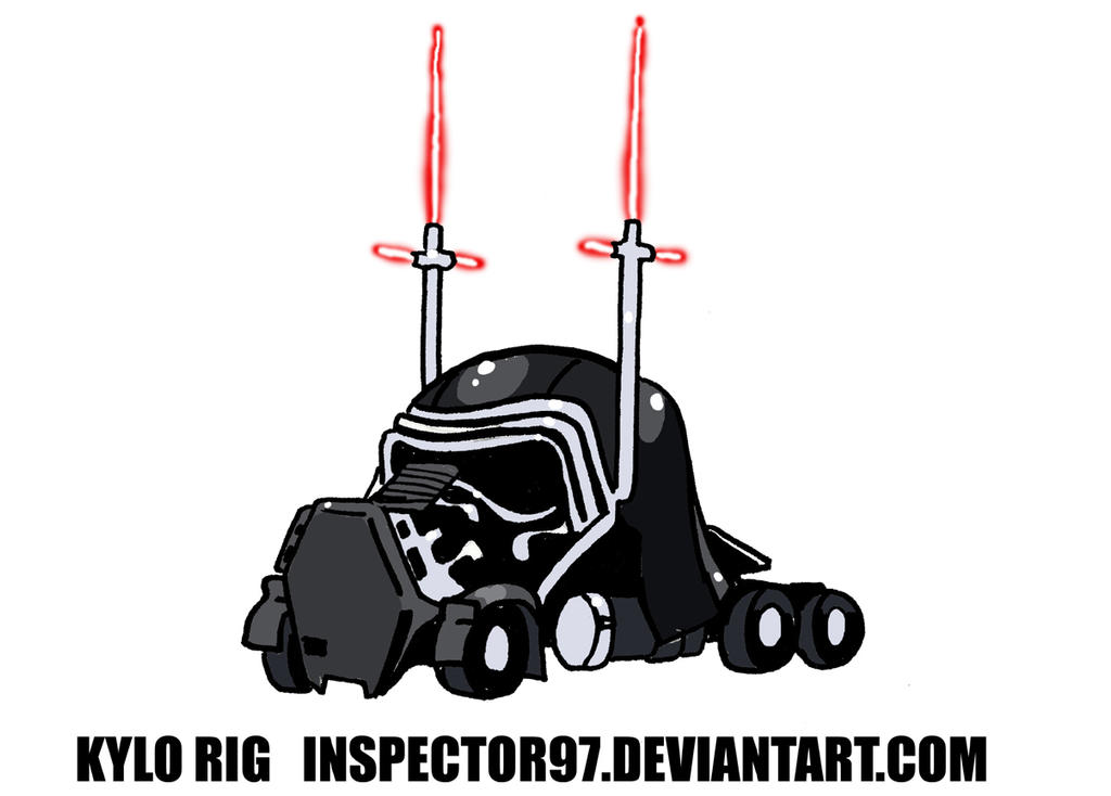 Kylo Rig by Inspector97