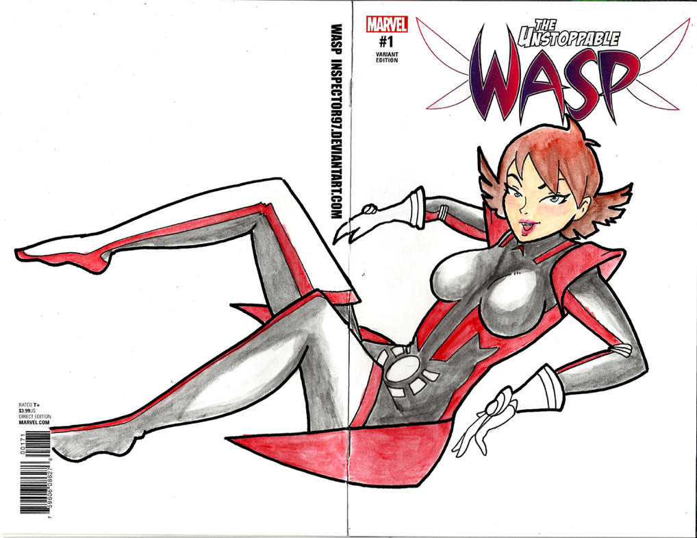 Wasp Cover by Inspector97