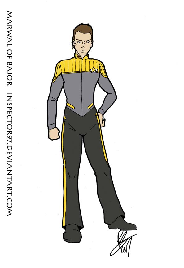Marwal of Bajor by Inspector97