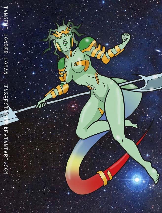Tangent Wonder Woman by Inspector97