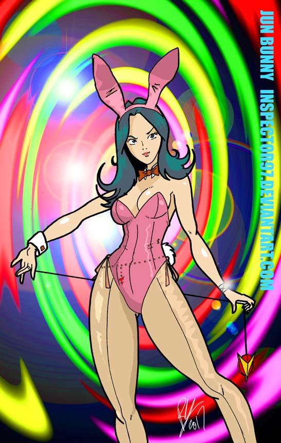 Jun Bunny by Inspector97