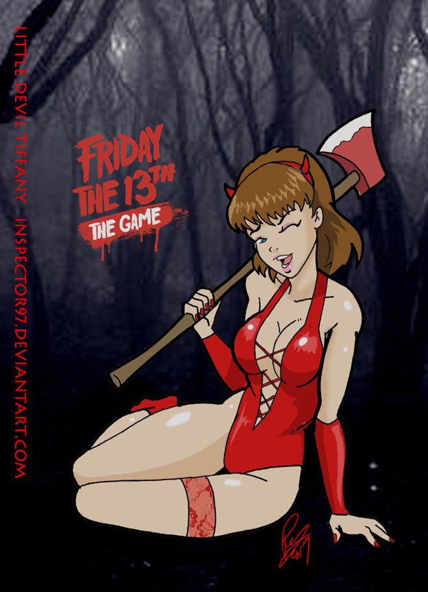 Little Devil Tiffany by Inspector97