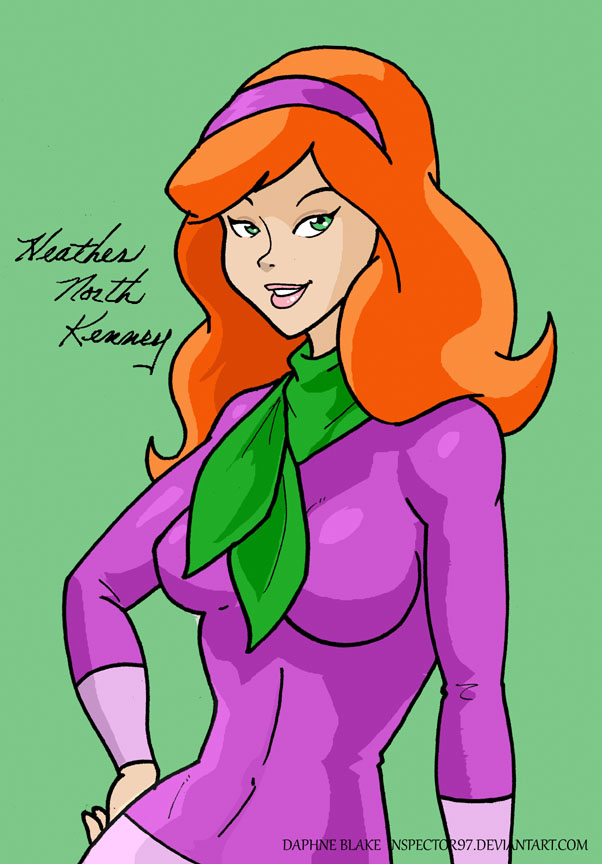 Daphne Blake: Heather North by Inspector97
