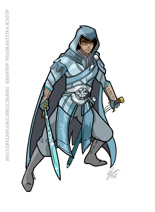 Aldur Valldis Royal Assassin by Inspector97