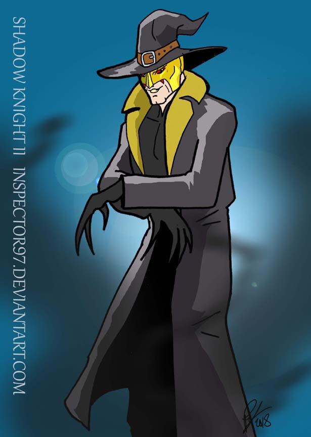 Shadow Knight II by Inspector97
