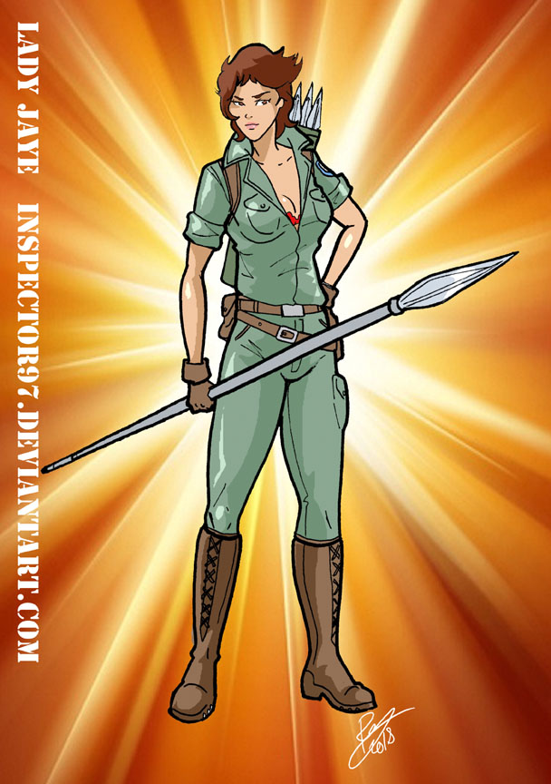 Lady Jaye by Inspector97