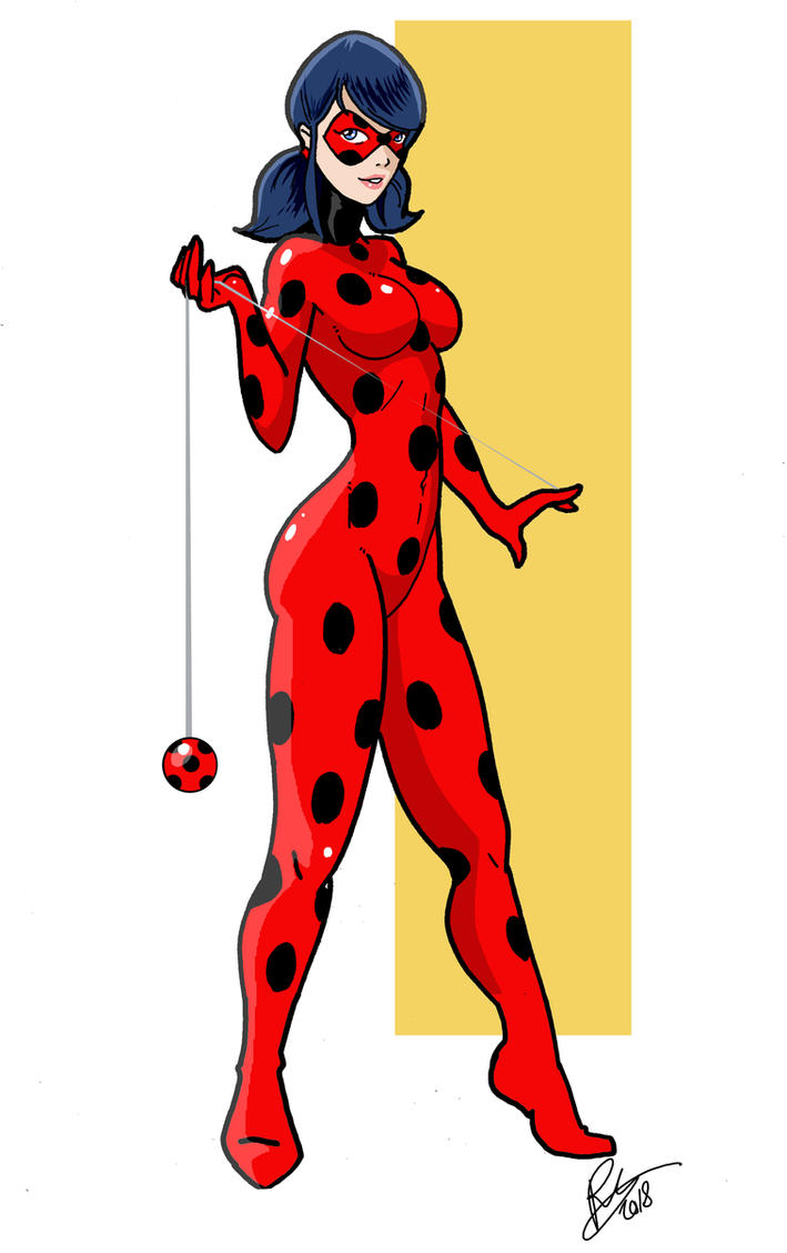 Miraculous Ladybug by Inspector97