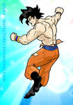 Goku by Inspector97