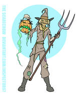 Scarecrow by Inspector97