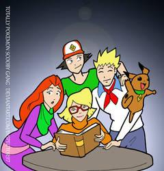 Scooby Gang sorta by Inspector97