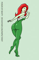Poison Ivy Booty by Inspector97