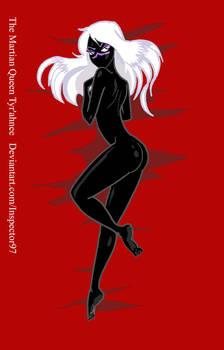 The Martian Queen Tyr'ahnee