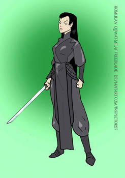 Romulan Qowat Milat