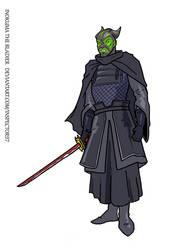 Inokuma the Bladier