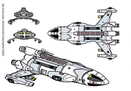 MK II Falcon