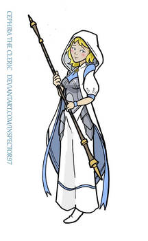 Cepheria the Cleric