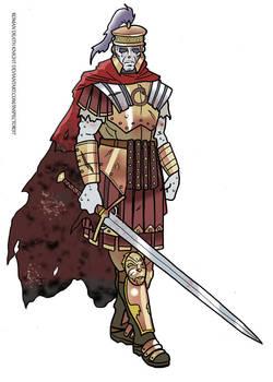 Roman Centurion Death Knight
