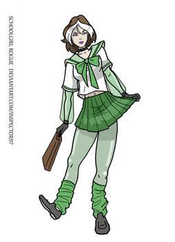 Schoolgirl Rogue