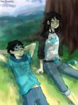 Jade and John