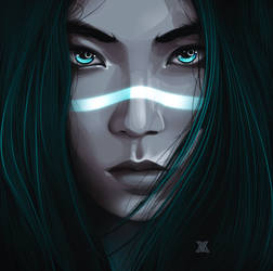 Darkness by endiasalfa12
