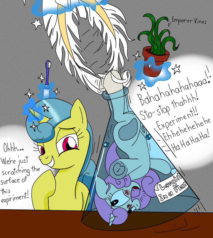 Tickle Image 4 TwinkleShine By Goomingtoll By Silver--Pen