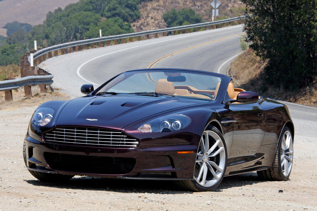 Aston Martin DBS Volante By TheCarloos On DeviantArt - Aston martin dbs volante