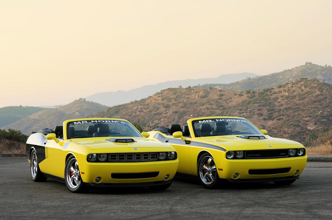 Dodge Challenger Cuda Convertible