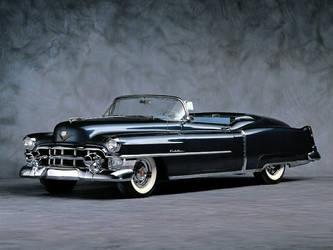 1953 Cadillac Eldorado by TheCarloos
