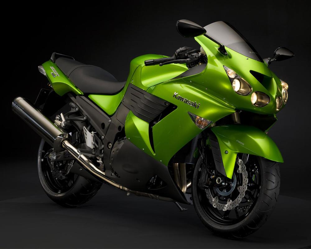 Kawasaki ZZR-1400 2009 by TheCarloos on DeviantArt