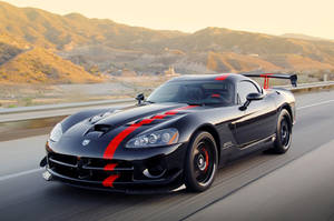 Dodge Viper ACR by TheCarloos