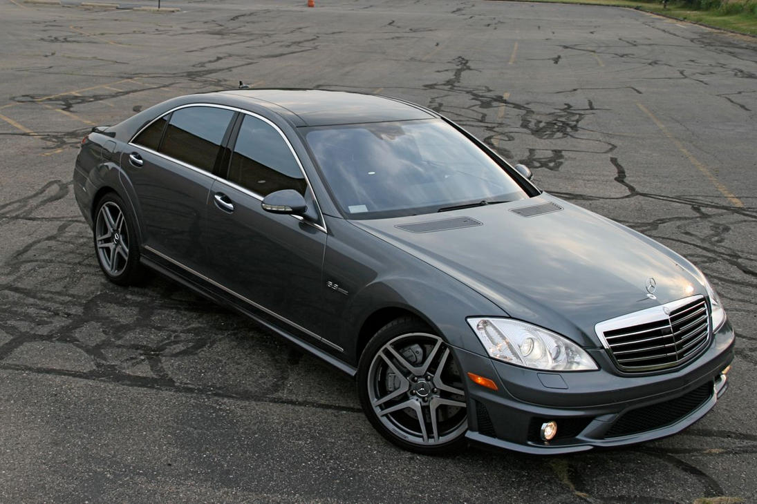 Mercedes Benz S63 AMG by