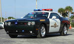 Dodge Challenger RT Police Car