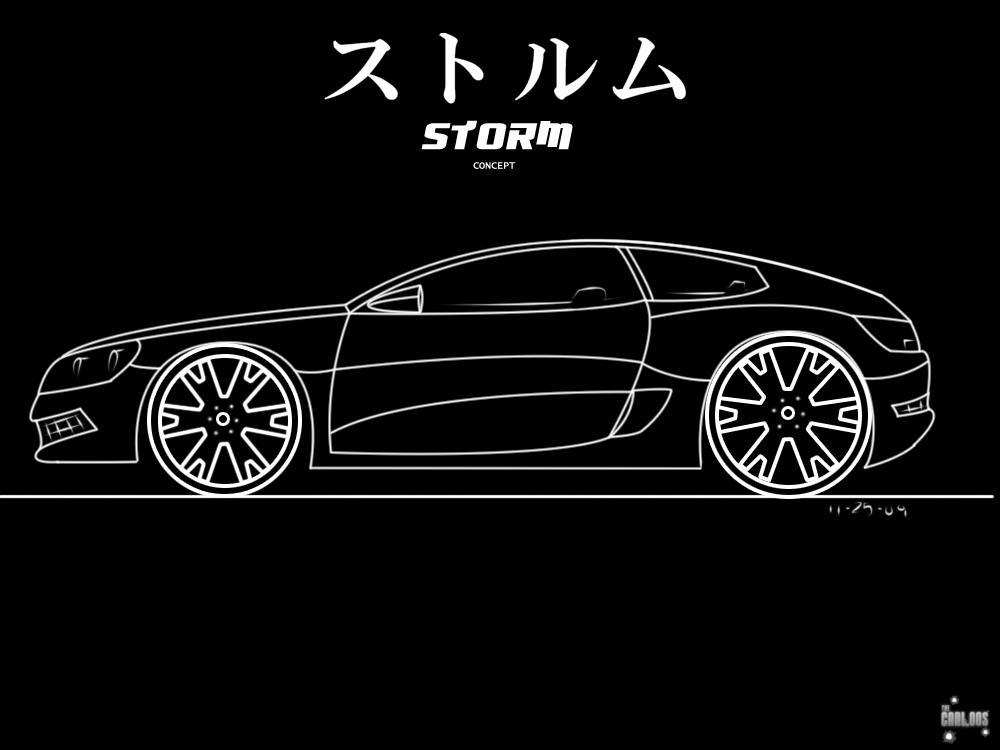 Storm Concept Sketch