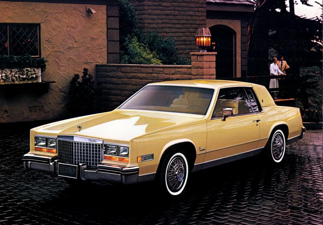 1980 Cadillac Eldorado by TheCarloos on DeviantArt