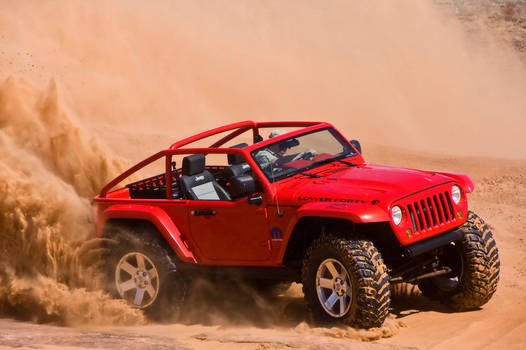 2009 Jeep Lower Forty