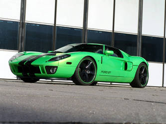 Ford GT 790 Hp Geiger Cars