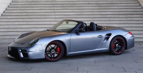 Porsche 911 Turbo Cabrio 9FF
