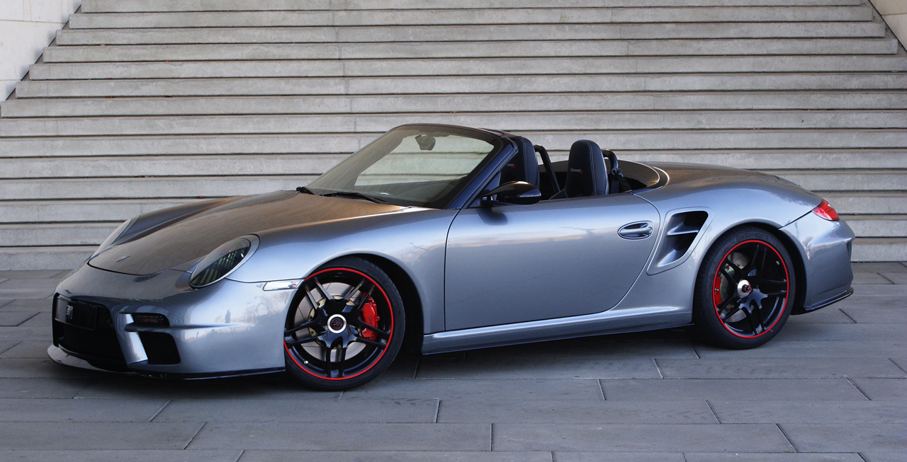 porsche 911 turbo cabrio 9ff by thecarloos on deviantart. Black Bedroom Furniture Sets. Home Design Ideas