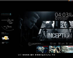 Inception Rainmeter by reiterman