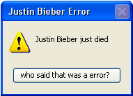JB error by MiDoRyIs10