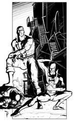 powerman and ironfist