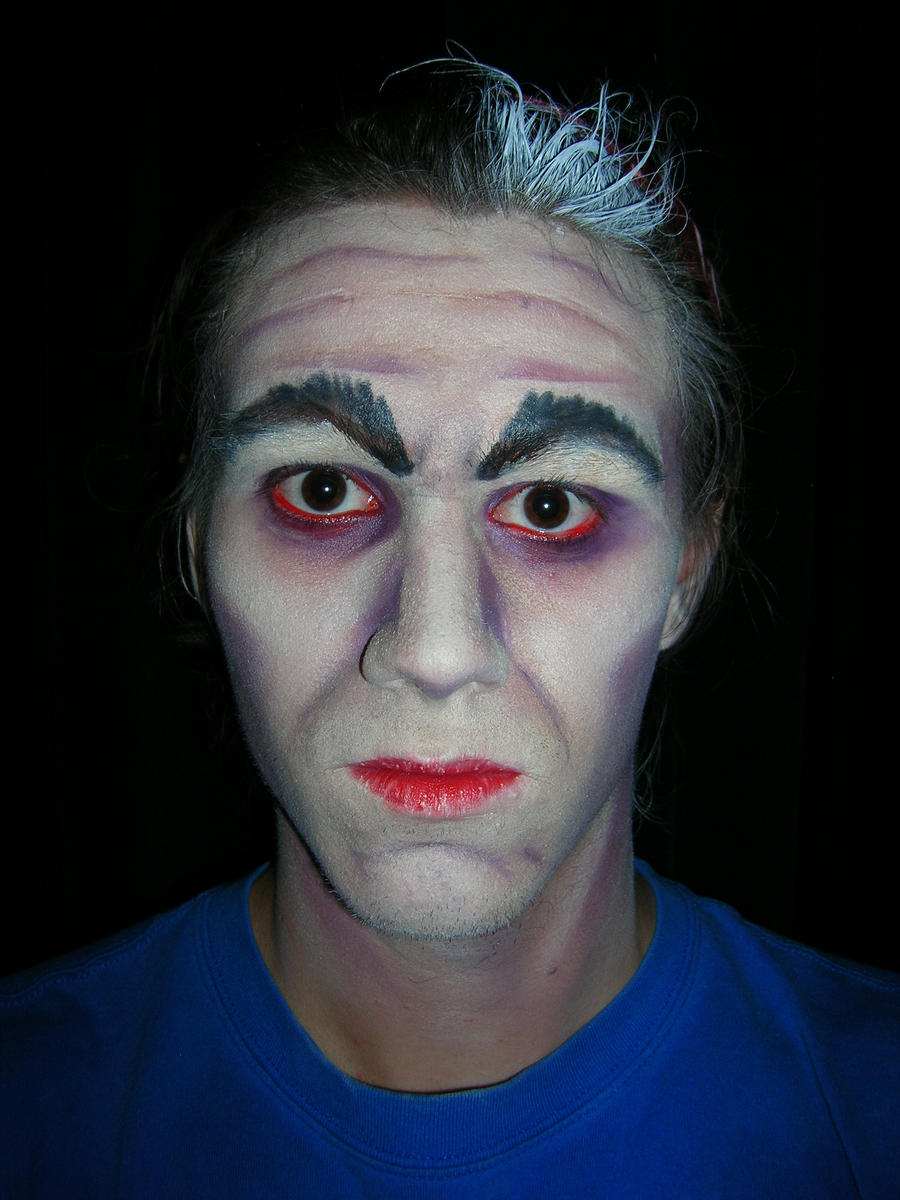 Fantasy Stage Makeup Designs images - Theatrical Makeup