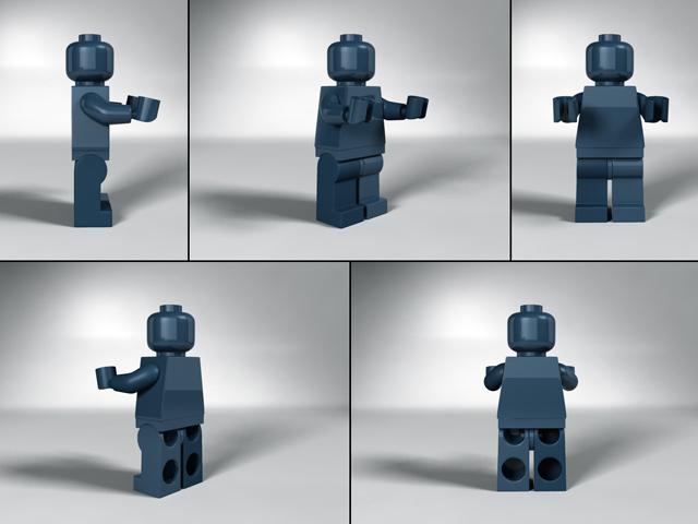 LEGO Minifigure by sonicjon201 on DeviantArt