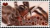 Stamp- Sydney Funnel Web by DarylsChupacabra