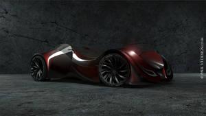 Icarus MC12 E Final Render Side by PaulV3Design