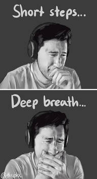 (Markiplier) Everything is alright...