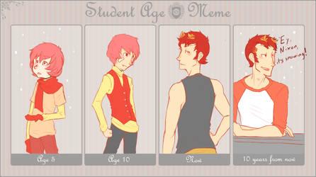 PA: Ike Age Meme by riceballhikaru