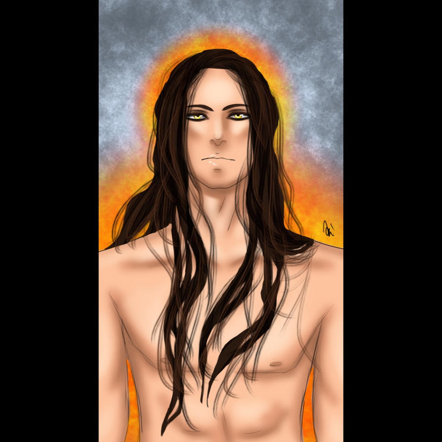 Saran, the Dragons' Prince by CherryArts01