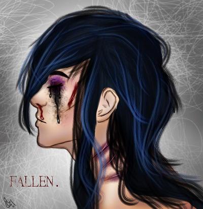 Fallen by CherryArts01