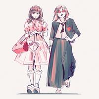 Kamikaze Girls fanart